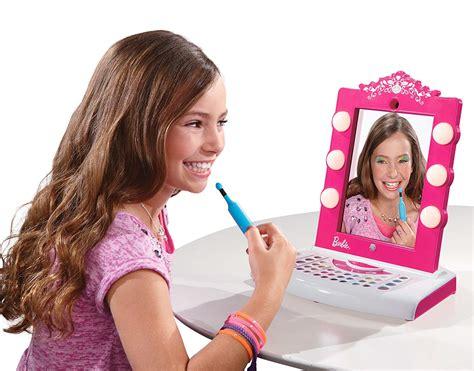 Barbie Digital Makeover Mirror Review