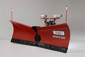The New Western Mvp3 Winged V Plow Mvp 3    Service Manual