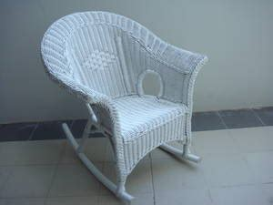 white wicker rocking chair sydney australia free