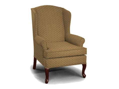 best home furnishings chairs wing back doris wing chair
