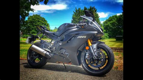 Review Yamaha R6 by 2017 Yamaha R6 Review