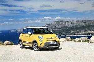 Fiat 500 Hybride : essai de la fiat 500 l trekking 1 6 mjet 105 l 39 argus ~ Medecine-chirurgie-esthetiques.com Avis de Voitures