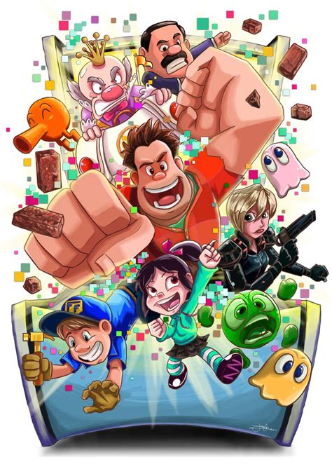 Happy Sugar Icon Folder Anime 831 Best Wreck It Ralph 2012 Images On Disney