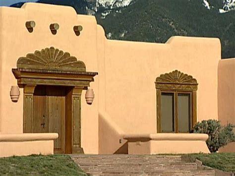santa fe style homes hgtv