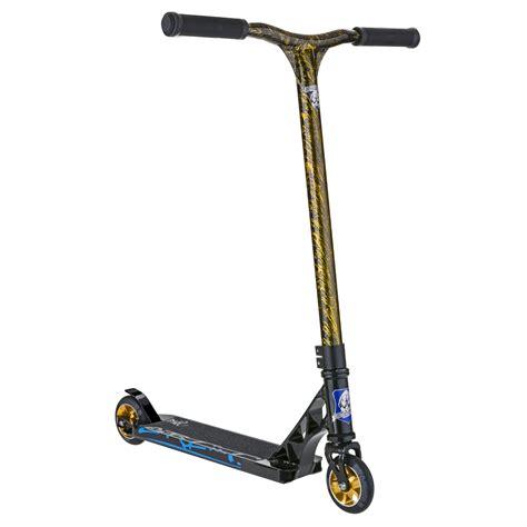 stunt scooter shop grit stunt scooter elite 2016 black laser gold