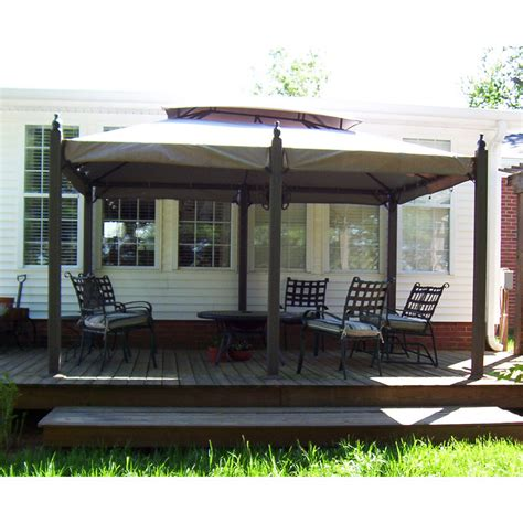 gazebo replacement canopy top cover replacement canopy covers  gazebo  garden winds