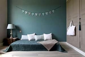 Couleur Bleu Canard Deco : deco chambre bleu canard et jaune ~ Melissatoandfro.com Idées de Décoration
