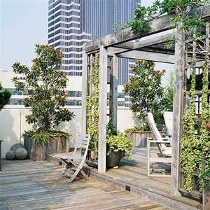 Pflanzen Für Dachterrasse : 10 ideen f r balkon und dachterrasse gr ne oase in der ~ Michelbontemps.com Haus und Dekorationen