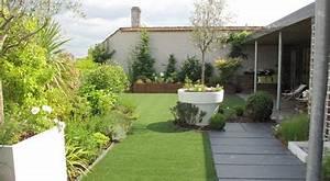 beaute blog toit transforme en jardin deco noel With amenager une terrasse exterieure 10 le jardin paysager tendance moderne de jardinage