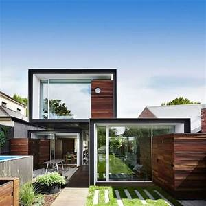 Maison Contemporaine De Design Extraordinaire  U00e0 Melbourne