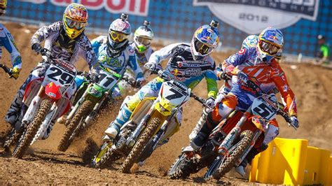 motocross race fmf hangtown motocross classic race highlights james