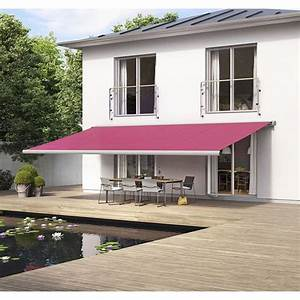 Markilux 5010 Full Cassette Electric Patio Awning Markilux