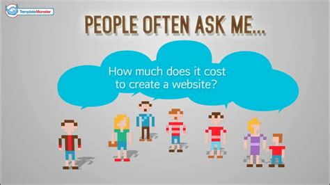 How Much Does It Cost To Create A Website  Youtube