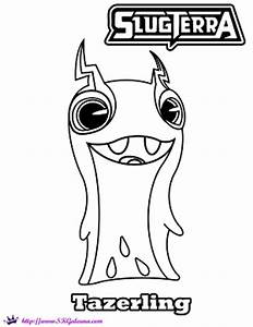 Slugterra Coloring Pages by SKGaleana on DeviantArt