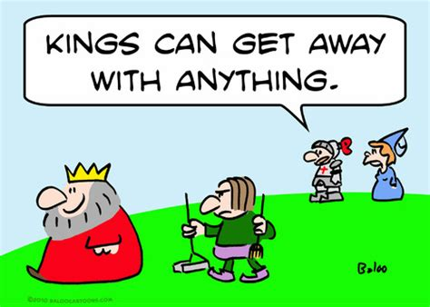 Kings Can Get Away Anything By Rmay