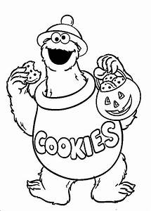 17 Best images about Sesame Street Coloring Pages on ...