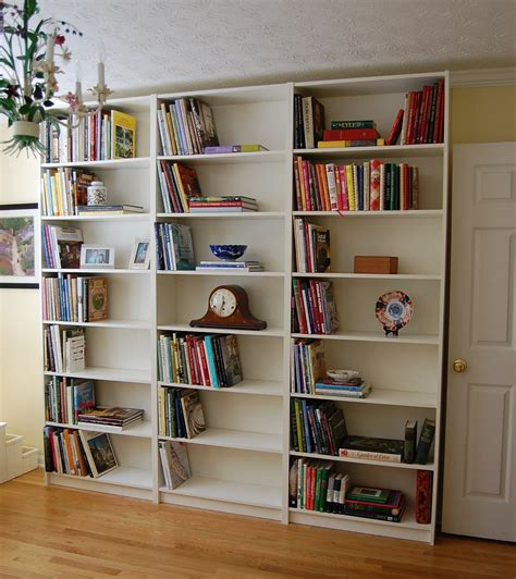 Ikea Bookcases And Shelves by Assembling A Billy Bookcase