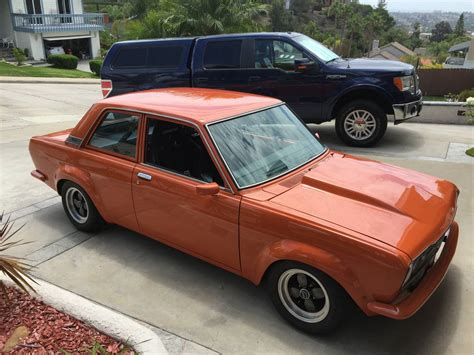 Datsun 510 Sr20det For Sale by 1971 Datsun 510 Two Door Sedan Sr20det 5spd For Sale In