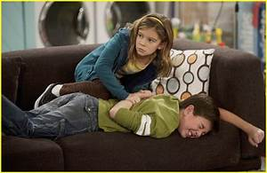 G Hannelius Pins Down Bradley Steven Perry | Photo 371468 ...