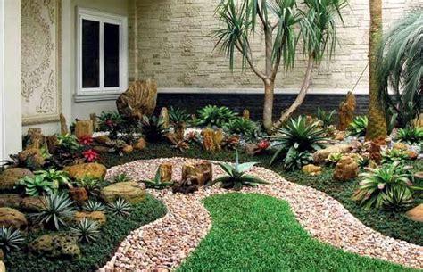 Harga Membuat Taman Rumah Minimalis
