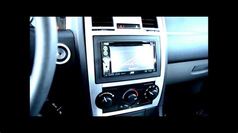 Chrysler 300 Stereo Upgrade by Radio Removal And 2 Din Upgrade On An 05 08 Chrysler 300