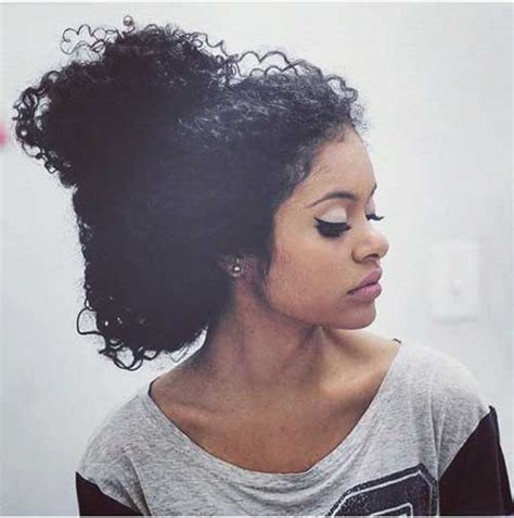 Curly Hairstyles For Black Hair by 10 Curly Hairstyles For Black Hair Hairstyles