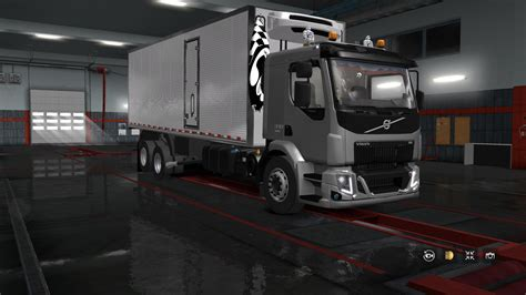volvo vm    ets mods euro truck