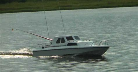 Rc Fishing Boat Sea by Rc Fishing Boat Build