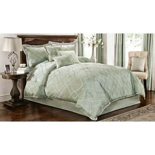 essential home 7 piece celina comforter set home bed