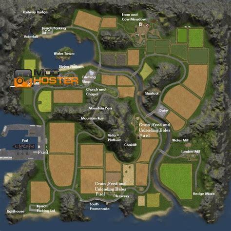 fs  fs map  maps mod fuer farming simulator