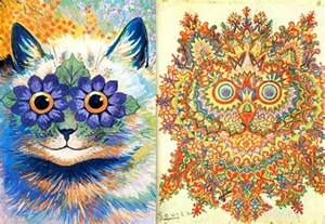 louis wain cats miscellaneous pics louis wain 5 august 1860 4 july 1939