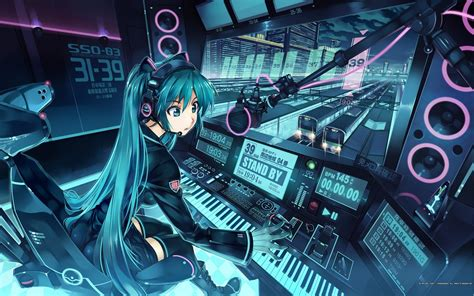 Anime Hd Wallpapers For Mobile - hatsune miku anime wallpapers hd 4k for mobile