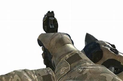 Knife Tactical Mw3 Mp412 Warfare Duty Call
