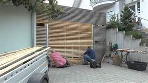Rolltor Selber Bauen : garagentor heinz kajo youtube ~ Yasmunasinghe.com Haus und Dekorationen