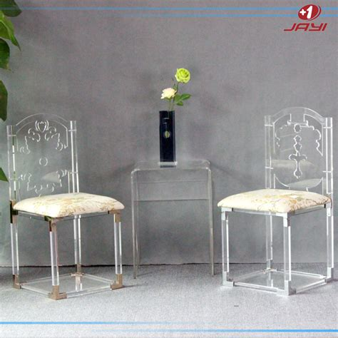 china supplier wholesale acrylic modern and cheap dining
