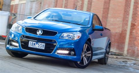 holden ute ss 2014 holden ute review ss storm caradvice