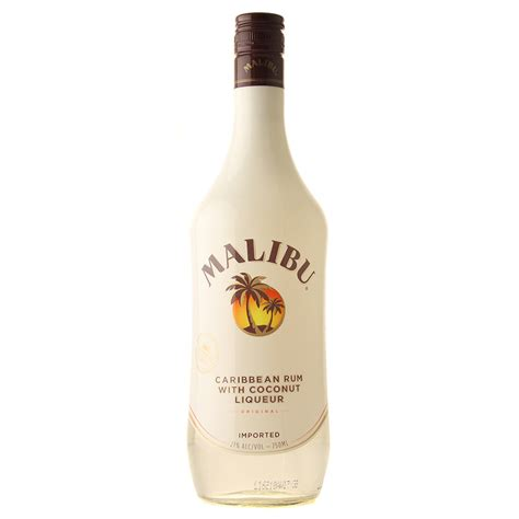 Enjoy one of these delicious caribbean rum cocktails made with malibu rum with the smooth, sweet taste of coconut, fresh fruits and enjoy the. Shop Malibu Coconut Rum 750mL | Wally's Wine & Spirits