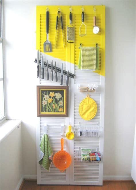 clever diy hanging storage solutions  ideas