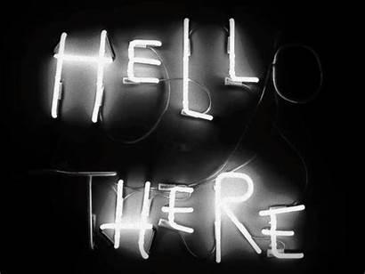 Halloween Hello Hell Crypt Gifs Neon Anime