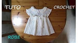 tuto crochet comment faire une robe youtube With robe au crochet facile