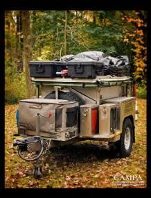 Bug Out Camper Trailer