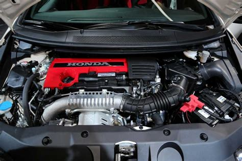 Civic Type R Engine by 2018 Honda Civic Type R Engine Honda Civic Updates