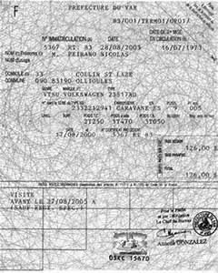 Carte Grise Probleme : carte grise combi vw 1973 ~ Maxctalentgroup.com Avis de Voitures