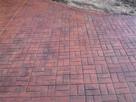 basket weave paving brick red basket weave driveway bolton driveway ideas pinterest driveways bricks and