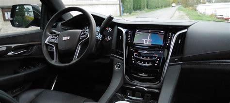 cadillac escalade le suv de luxe americain american car