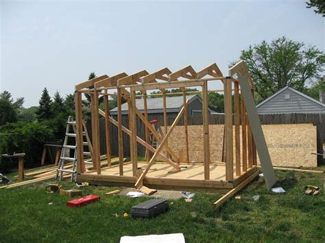 10x12 gambrel shed plans handyman connection shedolla
