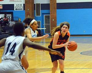 GIRLS' BASKETBALL: Martin wins it for EHS at free-throw ...