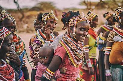 African Jewellery Beaded Kenyan Tribes