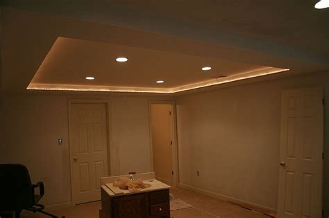 tray ceiling lighting 17 best images about tray ceiling lighting on pinterest