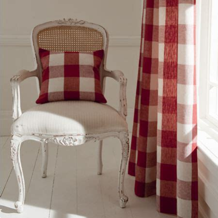 Gingham fabric for a country feel   Just Fabrics